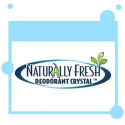 Naturally Fresh Deodorant Crystal