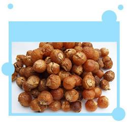Мыльные орехи, бобы, ягоды.